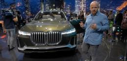 Autosalón Frankfurt: BMW ukázalo plejádu noviniek - X3, X7, i Vision Dynamics a rad 8