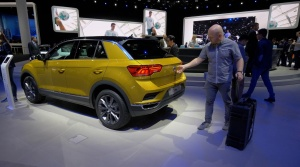 Autosalón Frankfurt: Volkswagen T-Roc patrí medzi krajšie vozidlá značky