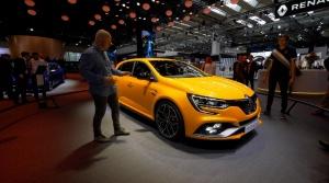 Autosalón Frankfurt: Renault Mégane R.S. - žltá hračka pre veľkých chlapcov