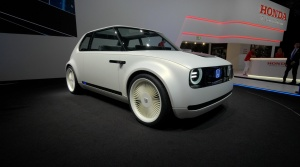 Autosalón Frankfurt: Honda EV Concept je našou dizajnovou hviezdou autosalónu
