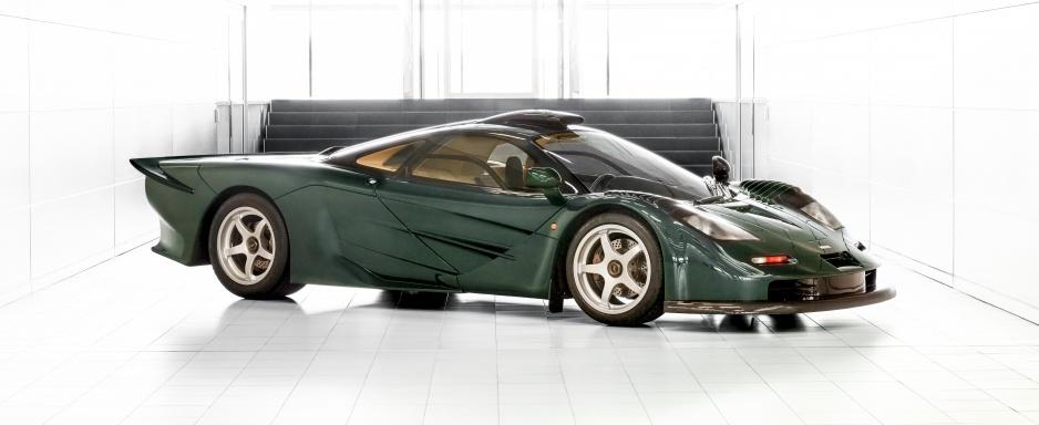 McLaren F1 XP GT