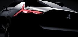 Mitsubishi Evo je späť ako elektrický koncept e-Evolution