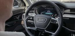 Pozrite si vo videu, ako funguje autonómne riadenie nového Audi A8