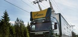 Elektrická diaľnica v Nemecku: Siemens zníži znečistenie spôsobené kamiónmi