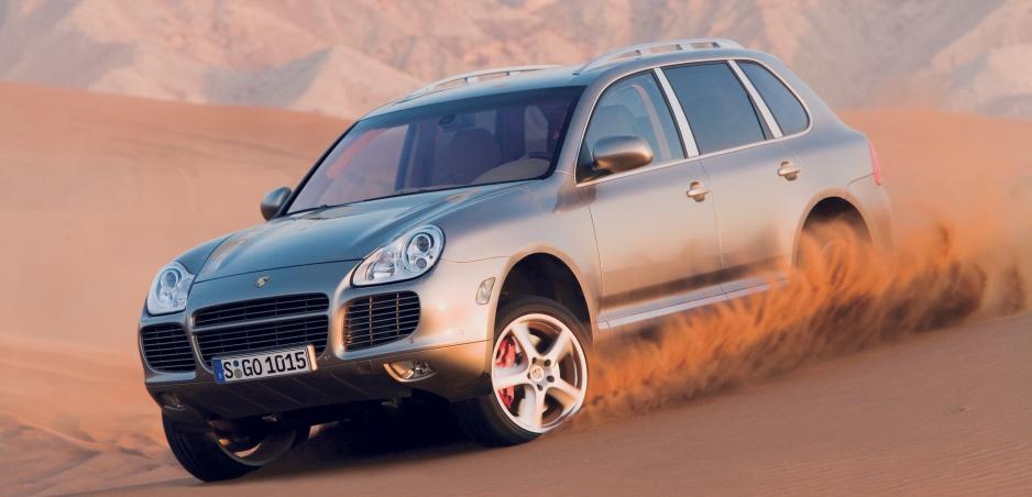 Zvolávacia akcia Porsche  V Amerike musia opraviť takmer každý Cayenne za  roky 2003-2006 902d9f97f1b