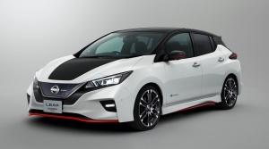 Nissan Leaf Nismo je športovou verziou elektromobilu