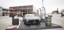 Mercedes Star Experience: Najnovšie technológie bezpečnosti a stopercentný AMG zážitok
