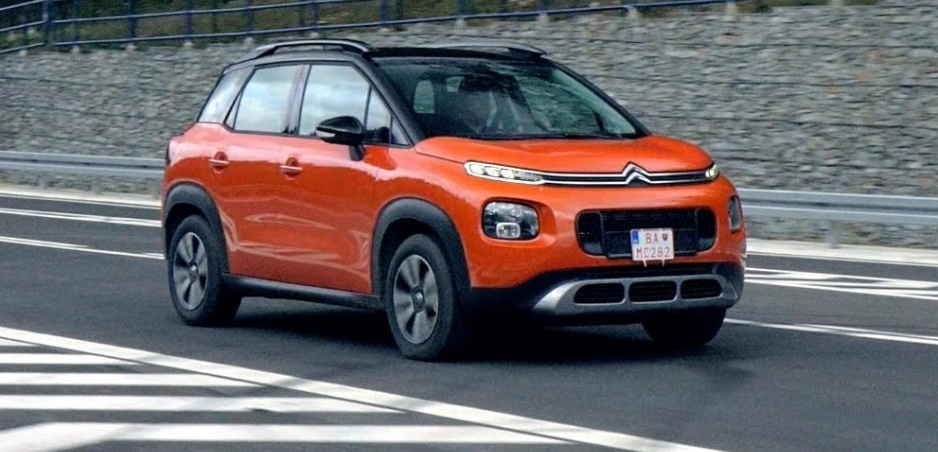 test citroen c3 aircross. Black Bedroom Furniture Sets. Home Design Ideas