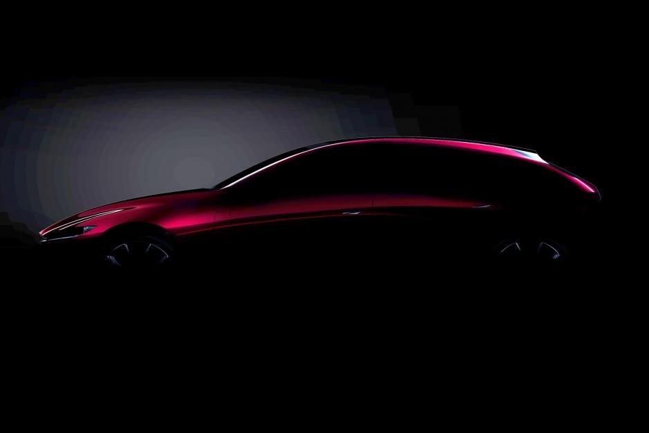 Mazda koncept