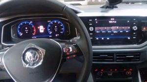 Volkswagen predstaví štvordverový sedan Virtus (foto vo videu)