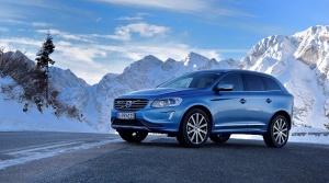 Volvo XC60: Najvyššie hodnotenie bezpečnosti IIHS
