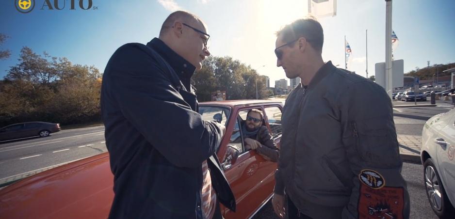FUN TEST: Truhlík a Sajfa si vyskúšali jazdu na spotrebu, konkuroval im Junior na svojej Škode 120 L