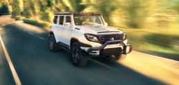 Mercedes G63 AMG v šate od ARES Design: Menej hrán a viac svalov len za 600-tisíc eur