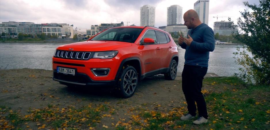 Prvá jazda: Spoznali sme nový Jeep Compass a jeho cenu