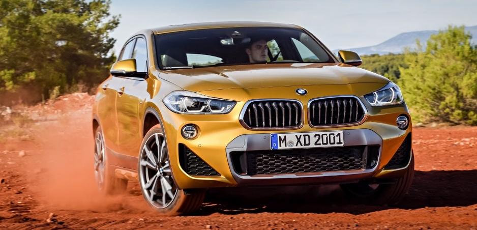 Nové BMW X2 je svalnatejšou a štýlovejšou verziou modelu X1