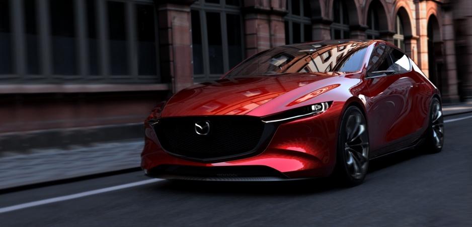 Odvážny dizajn: Pozrite sa, ako približne bude vyzerať nová Mazda 3