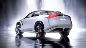 Nissan IMx  Elektrický koncept budúcnosti a09f3d9af92