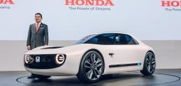 Honda Sports EV ukazuje športový dizajn a elektrickú budúcnosť značky