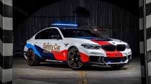 BMW M5 bude novým Safety Car na pretekoch MotoGP