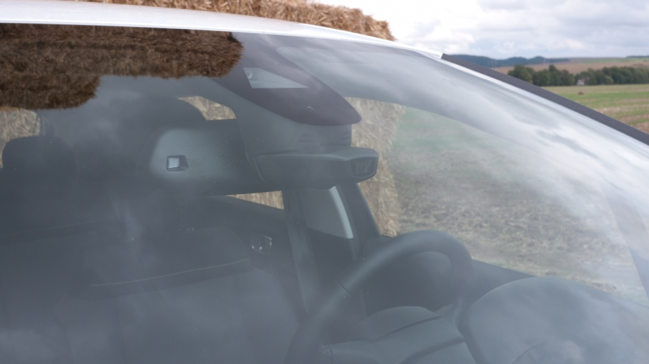 Citroen C3 Connected Cam