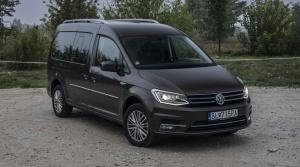 Test  Volkswagen Caddy Maxi láka na sedem plnohodnotných miest 402288332ee