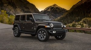 Jeep  odhalil Wrangler modelového roku 2018