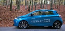 Test Renault ZOE: Zelená budúcnosť v modrom šate