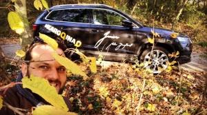 Junior sa s nami podelil o svoje prvé dojmy zo Škoda Karoq