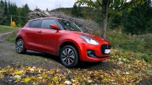 Test: Suzuki Swift 1,2 All Grip - keď hľadáte malé ľahké auto so štvorkolkou