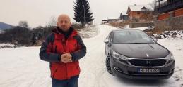 Ako jazdiť na snehu? Nebojte sa využiť ABS naplno