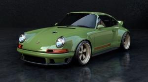 Zreštaurované Porsche 911 v exkluzívnej úprave Singer berie dych