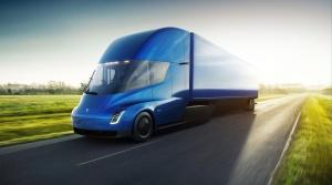 Kamión Tesla Semi porazí v zrýchlení aj osobné autá