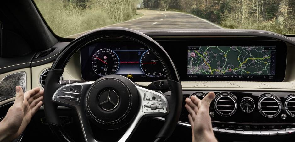 Intelligent Drive od Mercedesu: Pozrite si jednu z najvyspelejších technológií