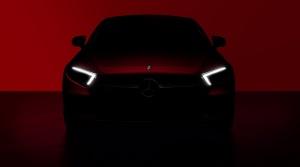 Mercedes poodhalil nové CLS na dvoch fotografiách