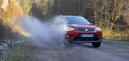 Test Seat Arona: Aj crossover bez pohonu všetkých kolies môže byť univerzálny