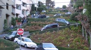 Najfascinujúcejšie cesty sveta 3: Lombard Street