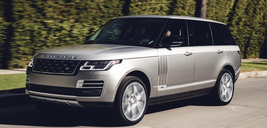 Range Rover SVAutobiography: luxus dostal nové meno