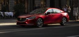 Modernizovaná Mazda6 odhalená, konštruktéri sa sústredili na jazdné vlastnosti