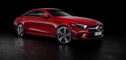 Tretia generácia Mercedesu CLS dostala nové motory
