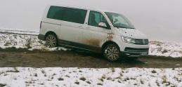 Volkswagen Multivan PanAmericana - luxusná obývačka sa nestratí ani v teréne