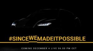 Lamborghini Urus: Sledujte s nami premiéru najrýchlejšieho SUV