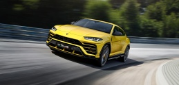 Lamborghini Urus - prvý superšport medzi SUV