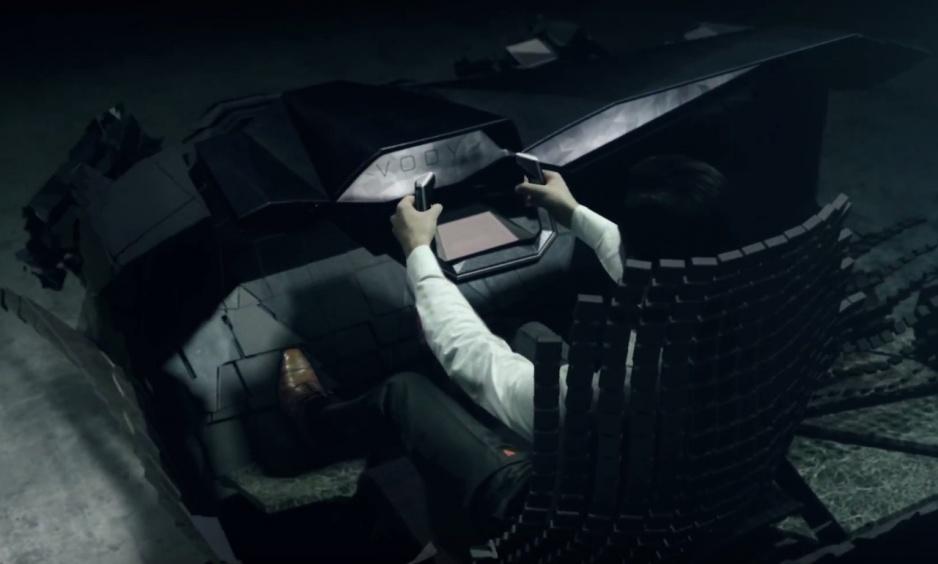 Toyota sedadlo