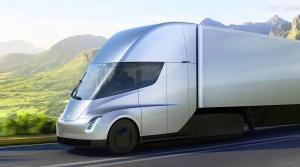 Tesla Semi zaznamenala najväčšiu predobjednávku. Až sto kusov pre Pepsi
