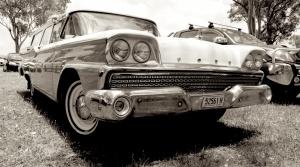 Reklama na Ford ako z dejín marketingu: Takto to vyzeralo počas 60s