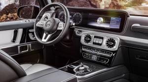 Interiér nového Mercedesu G vo videu: Koniec klasiky, prichádza moderna?