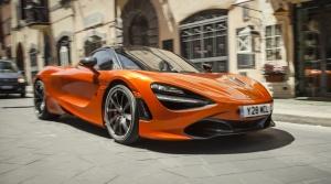 McLaren testuje elektrické superauto