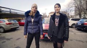 FunFÁRO s Didianou: Celeste Buckingham predviedla svoje vysnívané auto