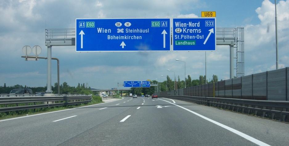 rakusko dialnica