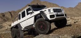V niektorých situáciách si neporadí ani Mercedes G 6x6